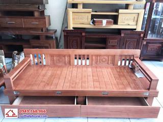 Giường ngủ gỗ bởi Đồ gỗ nội thất Phố Vip
