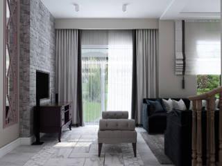 Salas / recibidores de estilo  por Айрис Эстет, Clásico