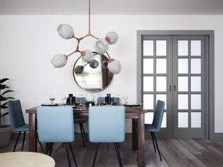 Лососно: Столовые комнаты в . Автор – Айрис Эстет