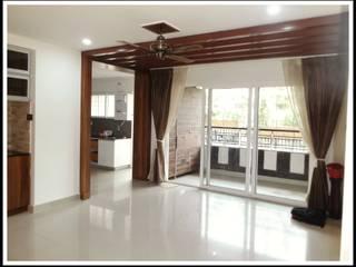 Interiors:  Dining room by krtidesignd