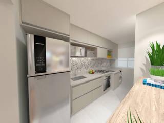 Dapur Modern Oleh Fernanda Quelhas Arquitetura Modern