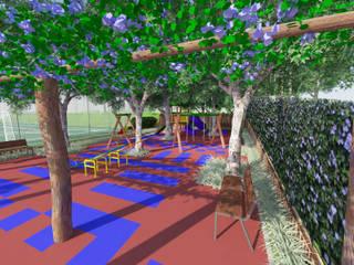 Taman Modern Oleh Fernanda Quelhas Arquitetura Modern