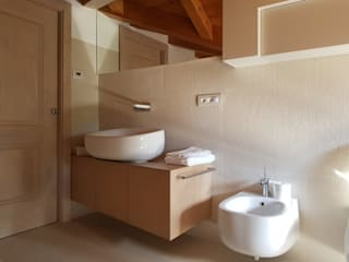 ARREDAMENTI PIVA BathroomToilets Wood Wood effect