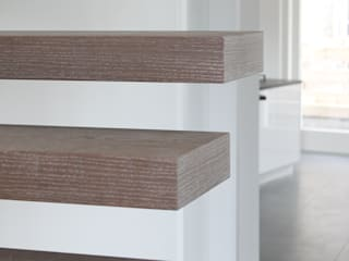 ARREDAMENTI PIVA Stairs Wood Grey
