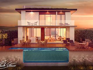 Casa RM por Paulo Stocco Arquiteto Moderno
