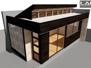 Casas de estilo moderno de Lau Arquitectos Moderno