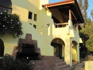 Rumah Modern Oleh Lau Arquitectos Modern