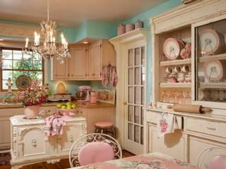 Feza Mutfak – Wintage tarzı mutfak dolapları modelleri ve dekorasyon fikirleri bu sitede.!:  tarz