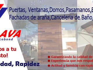 Fachadas ( Valle Imperial): Casas de estilo  por Profesional AVA