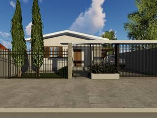 Cláudia Legonde Single family home Stone White