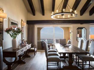 El Patrón Suite at the Sheraton Grand, Hacienda del Mar Hoteles de estilo moderno de Progressive Design Firm Moderno