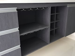 COCINA ADR de Althea Interiorismo y mobiliario Moderno