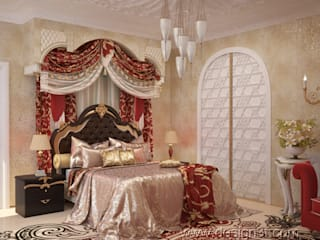 Asian style bedroom by студия Design3F Asian