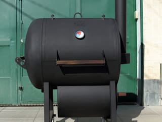 Smoke Kit BBQ Garden Fire pits & barbecues Besi/Baja Black