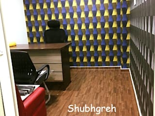 Wallpapers, Flooring's & Many-more..: modern  by Shubhgreh Interior,Modern
