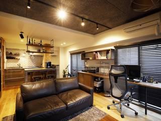 自分らしくビンテージマンションで暮らす: 株式会社スタイル工房が手掛けたです。
