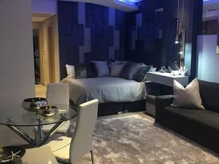 Studio Apartment: modern Bedroom by Adore Design