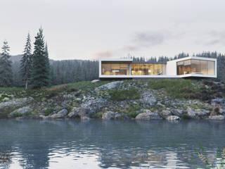 Casas de estilo  por Need Design
