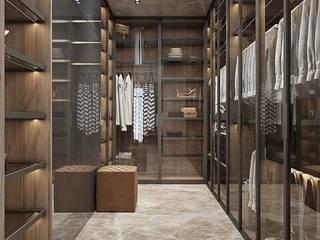 Closet:   por AL Interiores