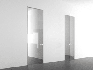 Filomuro Light Hinged Door:   by IQ Furniture