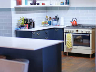 Mrs Strauss-Morris Kitchen Project by Ergo Designer Kitchens Scandinavian