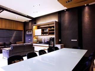 光視覺.摺 根據 大漢創研室內裝修設計有限公司 日式風、東方風
