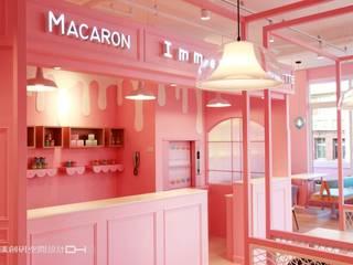 女孩不能錯過!讓人瘋狂的大勢粉色 根據 大漢創研室內裝修設計有限公司 工業風