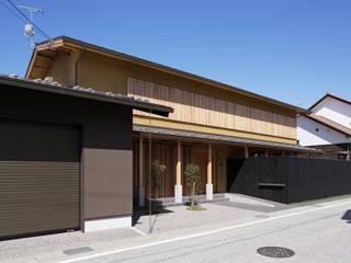 長浜市O邸 日本家屋・アジアの家 の 空間工房 用舎行蔵 一級建築士事務所 和風