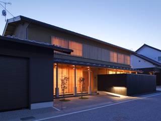 Houses by 空間工房 用舎行蔵 一級建築士事務所,