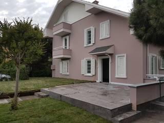 Villa Projesi Bodrum Uygulama / DALKILIÇ İç Mimarlık Minimalist