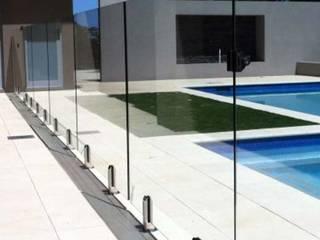 Premium commercial remodeling Commercial Spaces Glass Transparent