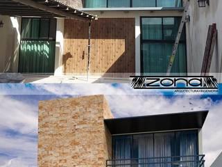 Casa Surcos de Zona Arquitectura Más Ingeniería