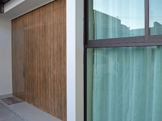 by Zona Arquitectura Más Ingeniería Modern Wood Wood effect