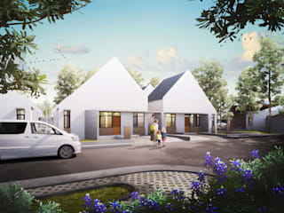 AA Residence Oleh Gubah Ruang