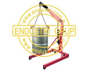 Endustri grup- Mobil manuel varil tasima arabalari imalati ENDÜSTRİ GRUP