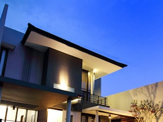 by AIGI Architect + Associates Tropical