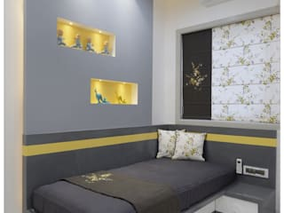 Kids Room Interior Design by KAM'S DESIGNER ZONE Modern
