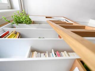 Bibliothèque Morgane:  de style  par Guillaume Bouvet
