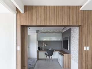 Rabisco Arquitetura Study/office MDF Wood effect