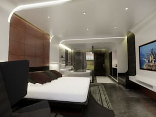 Hotels von TheeAe Architects