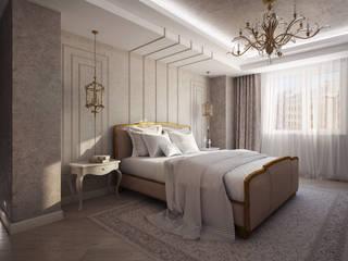 Phòng ngủ phong cách kinh điển bởi Alt дизайн Kinh điển