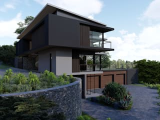 Oleh CA Architects Modern