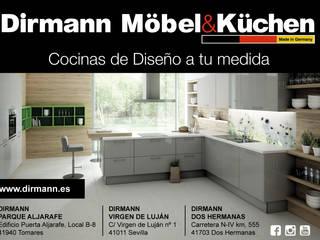 Built-in kitchens by Dirmann Möbel & Küchen,