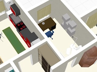 Apartamento PlanningWiz CasaAcessórios e Decoração