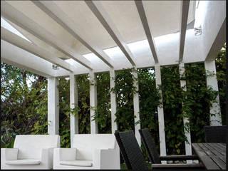 Varandas, alpendres e terraços modernos por DosiCreatius Moderno