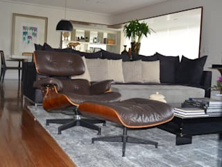 Apartamento Paulista:   por Silvo Design,