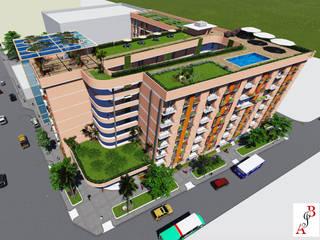 A.BORNACELLI Casas modernas