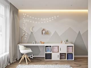 Moderne Kinderzimmer von U-Style design studio Modern