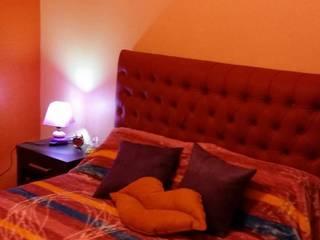 dormi pop Dormitorios modernos de Eugenia Cristina Boccanera Moderno