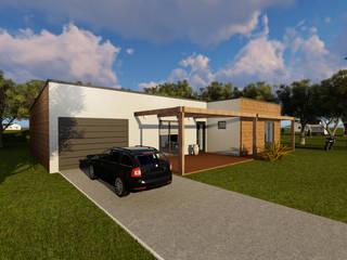Discovercasa | Casas de Madeira & Modulares Prefabricated Home